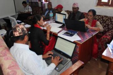 Digital Literacy Training at Bannigadhi Jayagadh RM